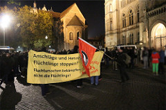 NoBRAGIDA-Protest am 26.10.2015